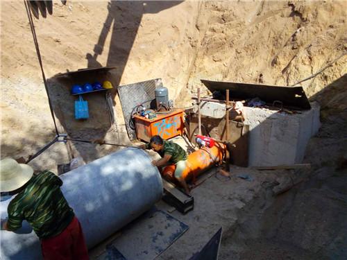 非开挖工程施工场地准备
